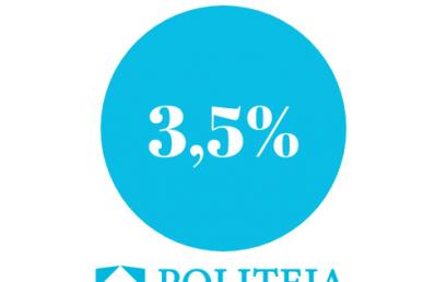 Redirecționează până la 3,5% din impozitul pe venit pentru proiectele noastre!