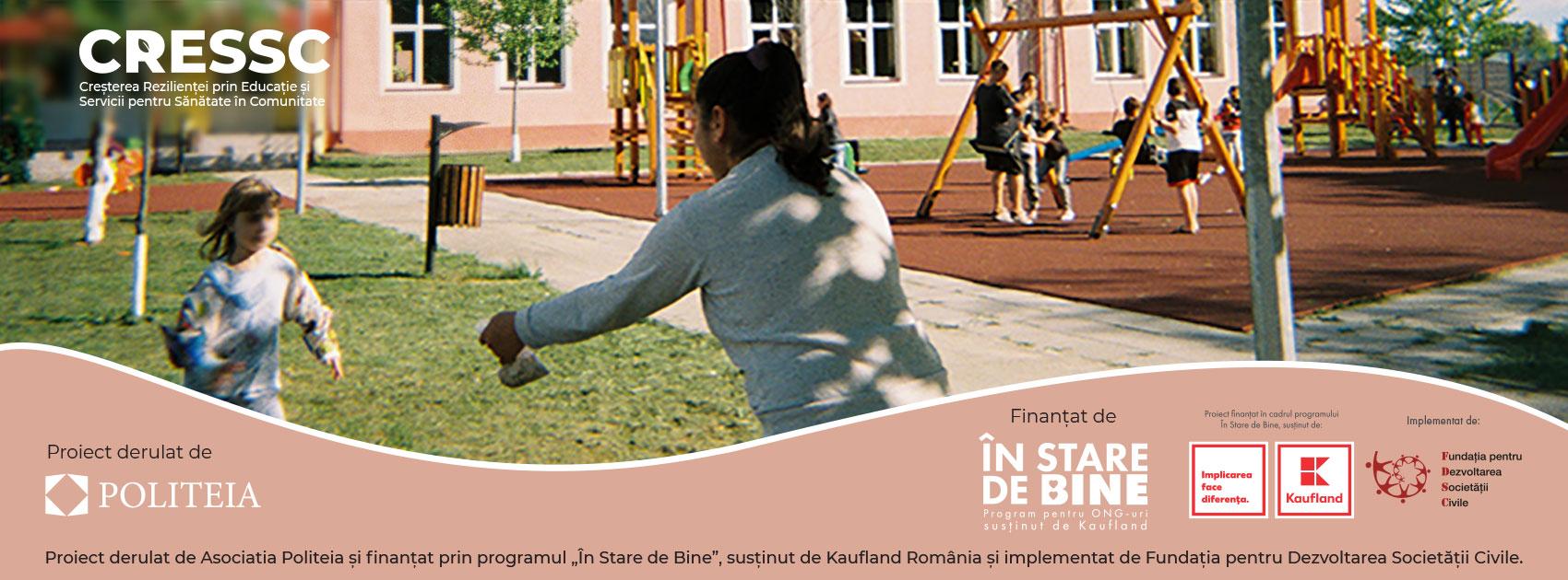 Acces la servicii de sănătate și educație pentru mame și copii din Dârvari, Ilfov
